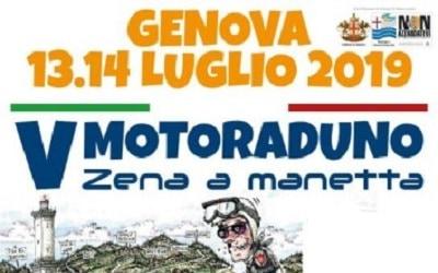 "5° moto raduno ""Zena a manetta"""